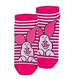 Piglet Winnie The Pooh Disney Trainer Socks