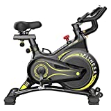 Bicicleta estacionaria Bicicleta estática, cubierta fitness bicicleta estática, la resistencia de velocidad, el hogar Deportes entrenador de ciclo de la bici, bajar de peso equipo de la aptitud