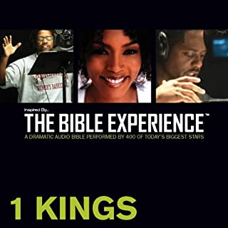 Inspired By … The Bible Experience Audio Bible - Today's New International Version, TNIV: (10) 1 Kings audiobook cover art