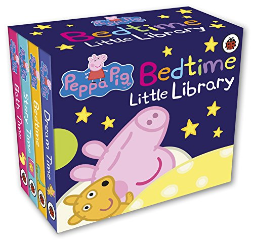 Peppa Pig. Bedtime Little Library