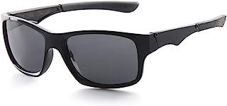 Men's Polarized Sunglasses For Driving Oversized Rectangular Sun glasses O8511 Polarized Sports Fishing Sunglasses for Men O8507 Retro Unisex Polarized Sunglasses for Men/Women-100% UV protection Men Classic Rectangle Sunglasses HD Polarized Sun glasses For Driving TR90 Legs UV400 Protection Polarized Sport Sunglasses UV400 Men Fashion Sun Glasses for Men