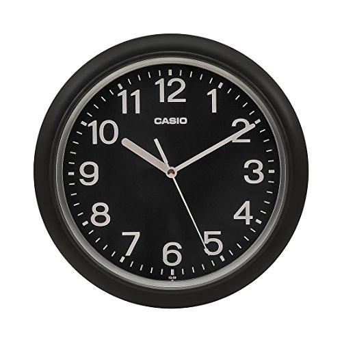 Casio Analog Wall Clock (IQ-59-1BDF)