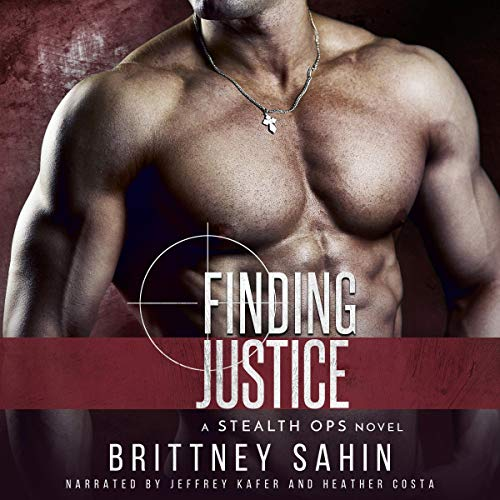 Finding Justice  By  cover art