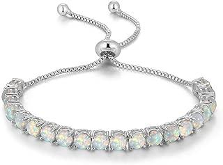 men's opal bracelets