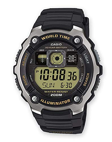 Casio Collection Herren-Armbanduhr AE-2000W-9AVEF