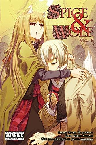 Spice and Wolf, Vol. 3 (manga)