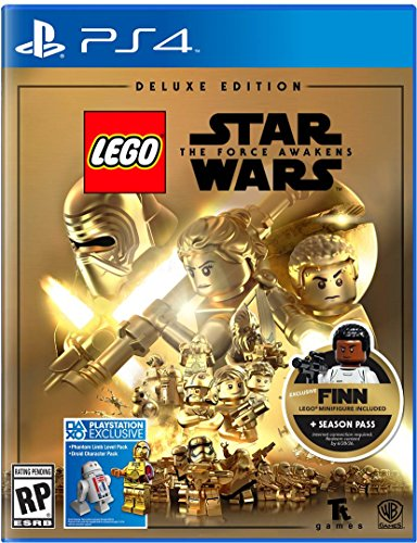 Lego Star Wars: Force Awakens – PlayStation 4 – Special Edition