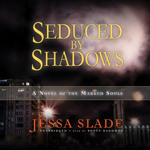 Seduced by Shadows audiobook cover art