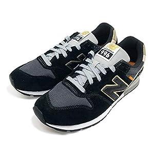 [ニューバランス] スニーカー CM966 メンズ シューズ スポーツ ランニング 運動靴 (ブラック/BH, measurement_27_point_5_centimeters) [並行輸入品]
