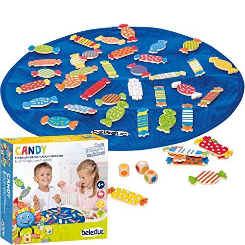 Beleduc 22461 Candy - Juego Familiar Infantil