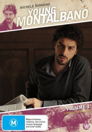 Young Montalbano (Volume 1) - 3-DVD Set ( Il giovane Montalbano ) ( The Young Montalbano )