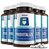 (5 Pack) Provitalize for Menopause Weight Management Probiotics Women Men Better Body Co Previtalize Meno Best Natural Reviews (300 Capsules)