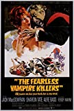 The Fearless Vampire Killers Movie Poster (68,58 x 101,60
