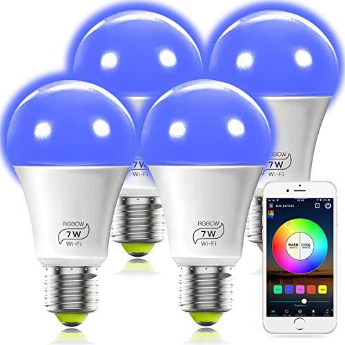 MagicLight Bluetooth Smart Light Bulb