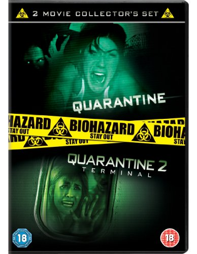 Quarantine/Quarantine 2 [DVD]