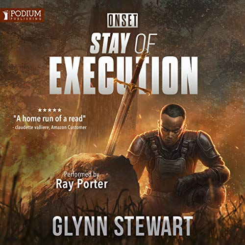 Stay of Execution     Onset, Book 4              De :                                                                                                                                 Glynn Stewart                               Lu par :                                                                                                                                 Ray Porter                      Durée : 9 h et 9 min     Pas de notations     Global 0,0