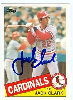 Best 1985 st louis cardinals autographed baseball Reviews