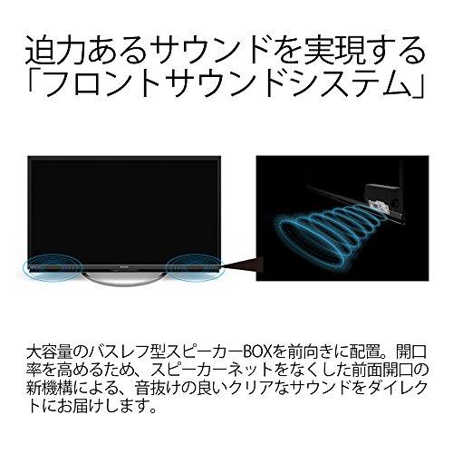 『シャープ 32V型 液晶 テレビ AQUOS LC-32W5 ハイビジョン 外付HDD対応(裏番組録画) アナログRGB端子付』の4枚目の画像