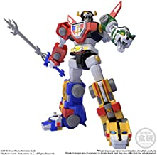 Bandai Super Mini Pla: Voltron Action Figure Model Kit