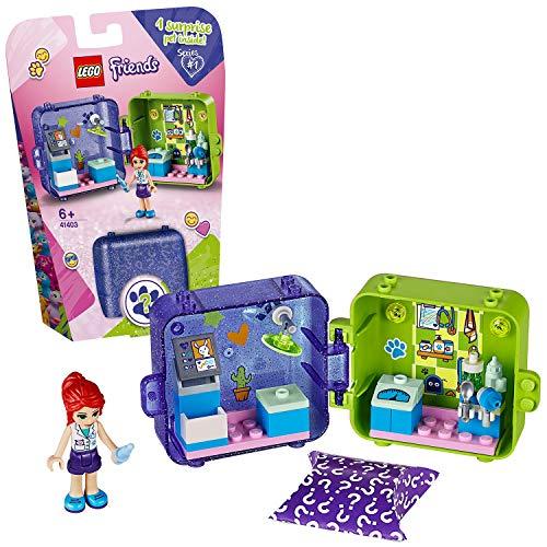 LEGO Friends Il Cubo dell'Amicizia di Mia, Contiene Una Sorpresa Segreta, Aprilo per Scoprire Quale sarà Il Piccolo Amico Che Potrai Collezionare 41403