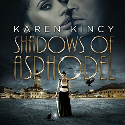 Shadows of Asphodel audiobook cover art