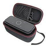 pour DOSS SoundBox Enceinte Bluetooth 12W Haut-Parleur Bluetooth sans Fil Portable Dur Voyage Cas Sac par VIVENS