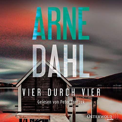 Vier durch vier Audiobook By Arne Dahl cover art