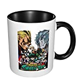 Tazza da caffè in ceramica con anime My Hero Academia Anime, idea regalo per uomini e donne