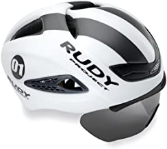 RUDY PROJECT Boost 01 Road Aero Cycling & Triathlon Helmet with Removeable Optical Shield