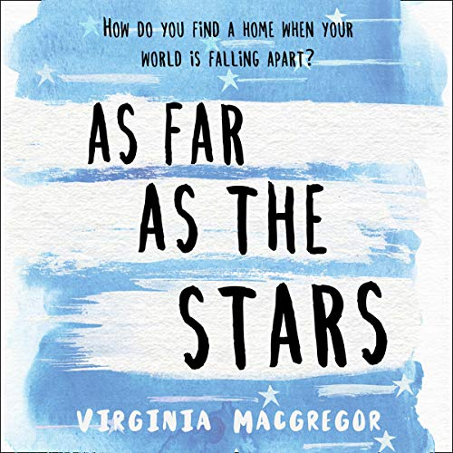 As Far as the Stars audiobook cover art