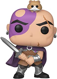 Funko Pop! Games: Dungeons and Dragons - Minsc and Boo , Action Figure - 45115