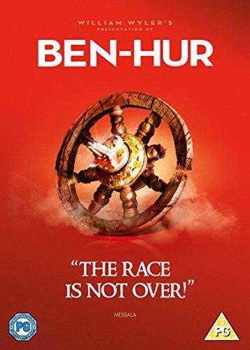 Ben-Hur [Reino Unido] [DVD]