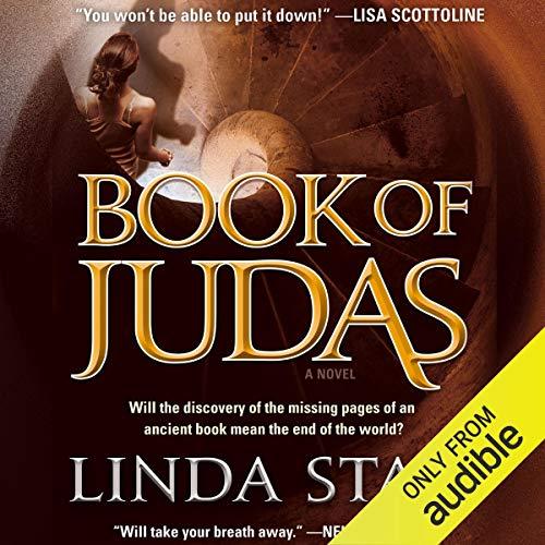 Book of Judas audiobook cover art