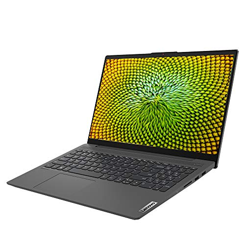 Lenovo IdeaPad 5i 15.6 Inch Laptop (Core i5, 8GB RAM, 256GB SSD, Windows 10 Home S Mode) - Graphite Grey