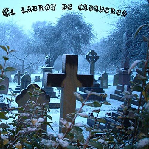 『El ladrón de cadáveres』のカバーアート