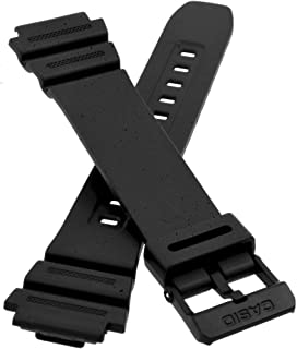 Genuine Casio Watch Strap Band 10365960 for Casio AE-1200WH, AE-1300WH, F-108WH, W-216H