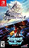 Saviors of Sapphire Wings/ Stranger of Sword City Revisited - Nintendo Switch