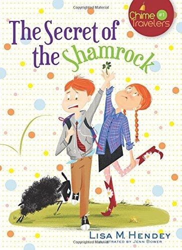The Secret of the Shamrock (Volume 1) (Chime Travelers)