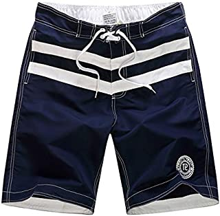 BEESCLOVER Beach Shorts Men Swimwear Liner mesh Sweat Swimming Trunks siwmsuits Surfing Short Mens Bathing Suits Quick Dry surf