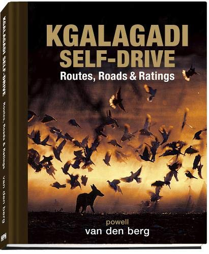 Berg, H: Kgalagadi Self-drive