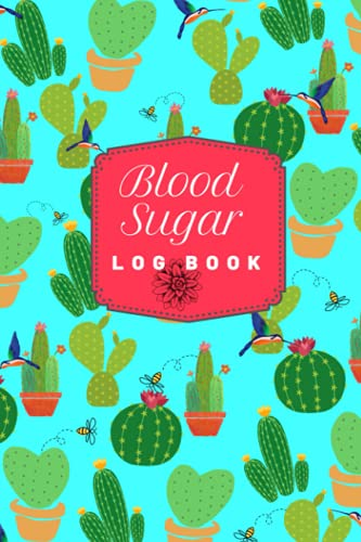 Blood Sugar Log Book: Weekly Blood Sugar Diary, 52 Weeks, Daily Diabetic Glucose Tracker Journal Book (Before and After 3 Meals and Snacks), CGM Alert & Medication Log, Notes & Questions for MD
