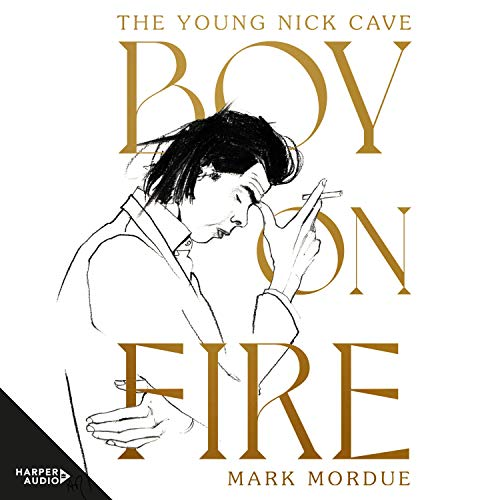 Boy on Fire cover art