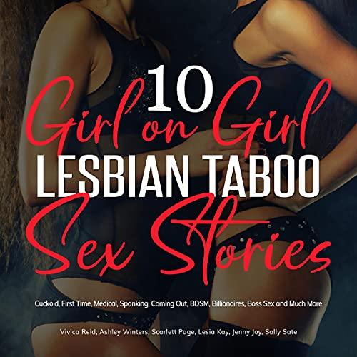 10 Girl on Girl Lesbian Taboo Sex Stories cover art