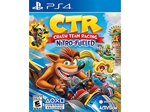 Crash Team Racing Nitro-Fueled – PlayStation 4 – Standard Edition