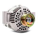 Premier Gear PG-7750-6G1 Alternator Compatible with/Replacement for Ford F-150, F-250, F-350 Pickup 1972-98, 1993-1996, Explorer 1991-1994, F07F-10300-AA, F07U-10300-AA, F07U-10300-AB, 7750N-6G1