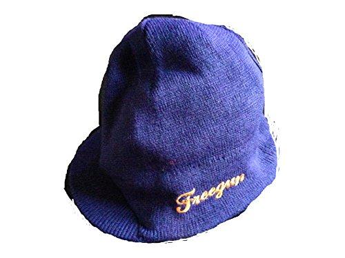 FREEGUN Cas Taille Unique (Bleu)