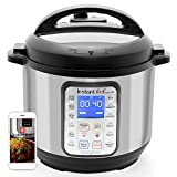 Instant Pot Smart WiFi 8-in-1 Electric Pressure Cooker, Slow Cooker, Rice Cooker, Steamer, Saute, Yogurt...