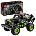 LEGO Technic Monster Jam Grave Digger 42118 Model Building Kit for Boys and Girls Who Love Monster Truck Toys, New 2021 (212 Pieces) by LEGO