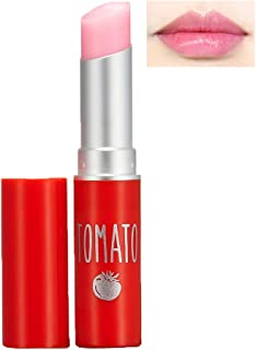SKIN FOOD Tomato Jelly Tint Lip (#04 Milk Tomato) - Moisturizing Tinted Lip Balm with Vitamin E Tomato Extracts, Healthy Looking Long Lasting Natural Lip Makeup