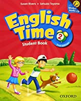 English Time Second Edition Level 2 Student Book with Student CD